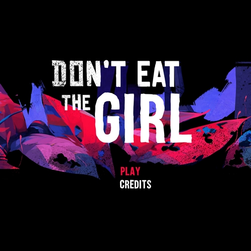 Don't eat the girl