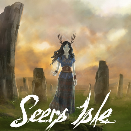 Seers isle, visual novel développé par Nova-Box